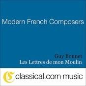 Les Lettres De Mon Moulin Songs