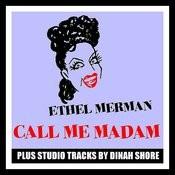 Call Me Madam (Studio Cast Recordings) Songs