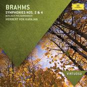 Brahms: Symphonies Nos.2 & 4 Songs