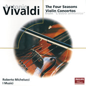 Vivaldi: The Four Seasons; 3 Concertos from Op.3 Songs