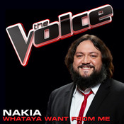 Whataya Want From Me (The Voice Performance) Songs
