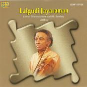 Lalgudi Jayaraman (violin) Live At Shanmukhananda Songs