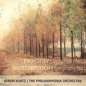 Prokofiev: Symphony No. 1 In D Major, Op. 25,