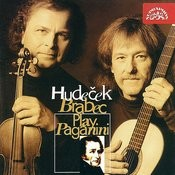 Hudecek & Brabec Perform Paganini Songs