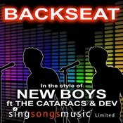 Backseat (In The Style Of New Boyz Ft. The Cataracs & Dev) Songs