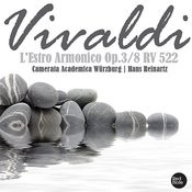 Vivaldi: L'estro Armonico Op.3/8 Rv 522 Songs