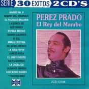 El Rey Del Mambo, Vol. II Songs