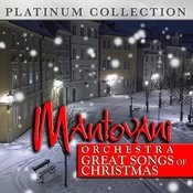 Mantovani Orchestra - Great Songs Of Christmas Songs
