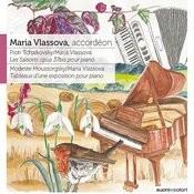Tchaikovsky: Les Saisons, Op. 37b - Moussorgsky: Tableaux D'une Exposition Pour Piano Songs