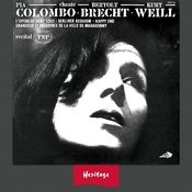 Heritage - Pia Colombo Chante Bertolt Brecht & Kurt Weill - Disc'AZ (1969) (e-album) Songs