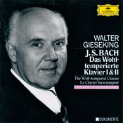 Bach: The Well-Tempered Clavier Book I& II BWV 846-893 Songs