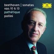 Beethoven: Piano Sonatas Nos. 5-7, Op. 10 Nos. 1-3 & No.8, Op.13 Songs
