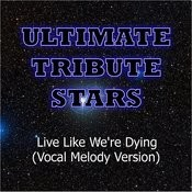 Kris Allen - Live Like We're Dying (Vocal Melody Version) Songs