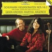 Schumann: Violin Sonatas Nos.1 & 2 Songs