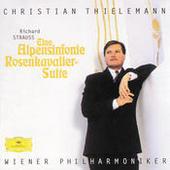 Strauss, R.: Eine Alpensinfonie; Rosenkavalier-Suite Songs