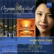 Organ Recital Songs