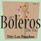 20 Boleros De Oro Vol. 2 Songs