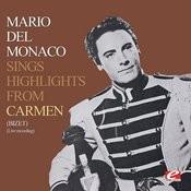 Bizet: Highlights From Carmen (Digitally Remastered) Songs