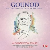 Gounod: Faust, Opera: Aria Faust Act III: