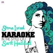 Shma Israel (In The Style Of Sarit Haddad) [Karaoke Version] - Single Songs