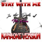 Stay With Me (In The Style Of The Faces) [Karaoke Version] - Single Songs