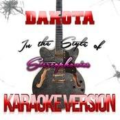 Dakota (In The Style Of Stereophonics) [Karaoke Version] - Single Songs