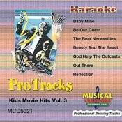 Karaoke - Kids Movie Hits Vol. 3 Songs
