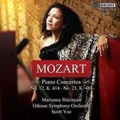 Mozart: Piano Concertos, Vol. 4 Songs