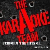 The Karaoke A Team Perform The Hits Of Brenda Lee Songs