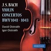 J.S. Bach: Violin Concertos Songs