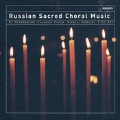 Sacred Choral Music from Russia Songs