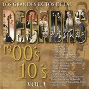 Los Grandes Éxitos de las Décadas  1900's - 10's, Vol. 1 Songs