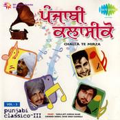 Punjabi Classico Vol 3 Songs