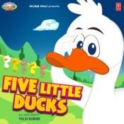 Five Little Ducks Songs