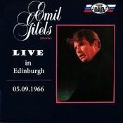 Live In Edinburgh Songs