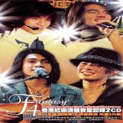 F4 Fantasy Live Concert World Tour At Hong Kong Coliseum 2VCD Songs