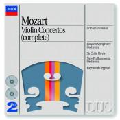 Mozart Violin Concertos Songs