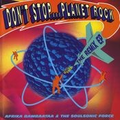 Don't Stop...Planet Rock Songs