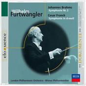 Brahms 2. Sinfonie, Franck Sinfonie in d-moll Songs