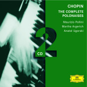 Chopin Complete Poloaises Miscellaneous Pieces Songs