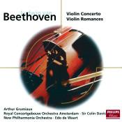 Beethoven Violin Concerto 2 Romances Songs