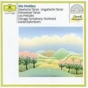 Smetana The Moldau Dvorak Slavonic Dances Brahms Hungarian Dances Borodin Polovtsian Dances Liszt Les Preludes Songs