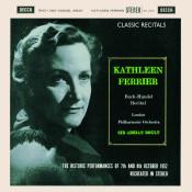 Kathleen Ferrier Songs
