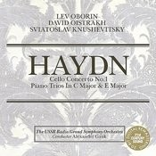 Haydn: Cello Concerto, Piano Trios in C Major & E Major Songs
