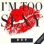 I'm Too Sexy (4-Track Maxi-Single) Songs