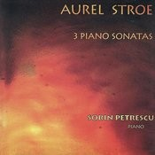 Stroe: 3 Piano Sonatas Songs