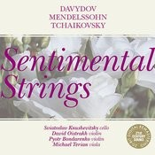 Song Without Words in D Major For Cello & Piano, Op.109 Song