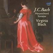 J C Bach, Harpsichord Sonatas Songs