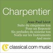Marc-Antoine Charpentier, Pour Un Reposoir, H. 508 Songs