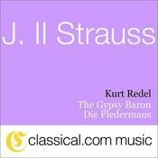 Johann Ll Strauss, Die Fledermaus Songs
